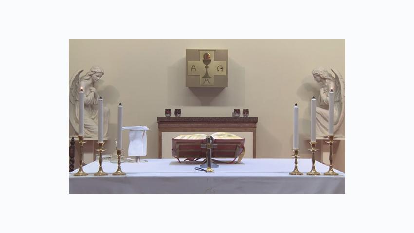 Holy Trinity Masses Online